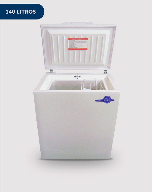 Freezer a Gas 140 litros – Dual