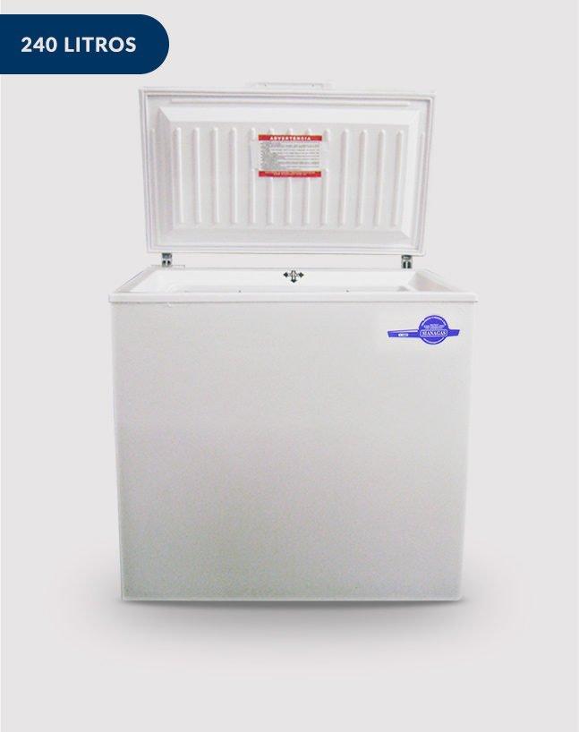 Freezer a Gas 240 litros – Dual