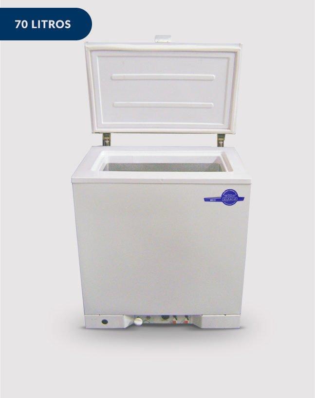 Freezer a Gas 70 litros – Trial
